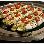 recette Courgettes fraîcheur