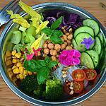 recette Buddah Bowl : la salade de l'été qui se mange d'abord avec les yeux