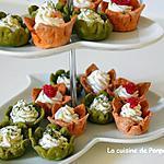recette Apéro prêt en 5 min chrono!