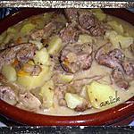 recette blanquette de veau à l'ancienne