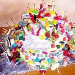 recette gateau    bonbons    anniversaires