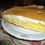 recette tarte au citron meuringué