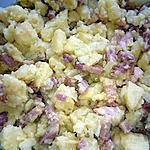 recette salade pommes de terre lardons