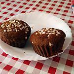 recette Muffins madeleines menteurs