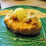 recette Pomme de terre stroganoff (restes oupa)