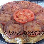 recette Tatin de tomates