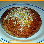recette Mona (ou Mouna) de Pâques