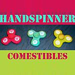 recette Hand Spinner Comestibles