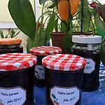 recette Cerises confites au sirop ou Glyko Kerasi