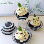 recette Cupcakes menthe chocolat