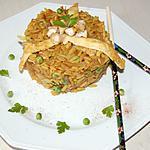 recette Riz croustillant à la chinoise du blog cccuisine.over-blog.com