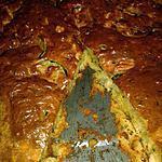 recette Cake au chèvre et à la courgette