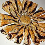 recette Soleil feuilleté du blog cccuisine.over-blog.com