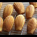 recette madeleine maison
