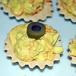 recette Mini tartelette salé curry /poulet du blog cccuisine.over-blog.com