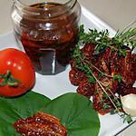 recette Tomates séchées à l'huile du blog cccuisine.over-blog.com