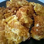 recette Croquettes de cabillaud au cornflakes maison