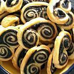 recette Palmier à la tapenade noire du blog cccuisine.over-blog.com