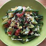 recette Salade printo-estivale avec haricots verts
