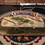 recette Terrine de lotte au vert