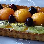 recette MA TARTE COCKTAIL AUX FRUITS