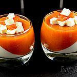 recette Panna Cotta Vanille et Abricot