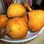 recette CROQUETTE DE POULET Spécialité typique de mon île de la Réunion 974