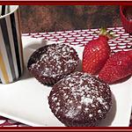 recette Muffins légers au chocolat