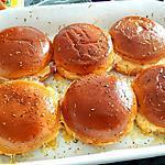 recette Bun's au four