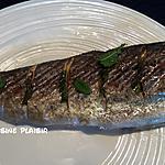 recette Truites grillées à la menthe, natures