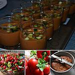 recette Gaspacho espagnol : soupe ou jus de légumes ?