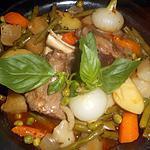 recette Navarin de jarrets d agneau