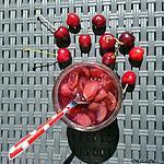 recette Confiture de cerises allégée
