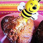 recette Petits cakes au miel et aux noix de pécan