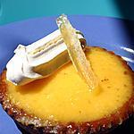 recette Tartelettes aux kumquats meringuées