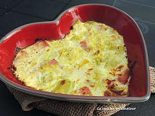 http://recettes.de/flan-de-poireaux-au-bacon