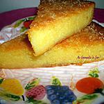 recette GÂTEAU de MANIOC à la Liqueur d'Anisette (à ma façon) île de la RÉUNION 974