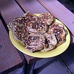 recette Petites crêpes à l'avoine