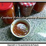 recette Confiture d'abricots, poudre d'amande