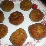 recette Croquettes de saumon à l aneth