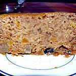 recette pain d'épice léger fruité