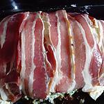 recette pain de viande farci (épinard et mozzarella )