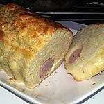 recette Cake a la saucisse de Toulouse