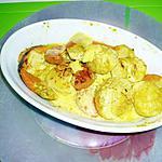 recette noix de saint  jacque a la crème safranée