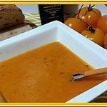recette Coulis de tomates oranges au Thermomix