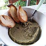 recette Caviar d'aubergine à la provençale