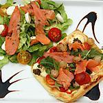 recette Tarte feuilletée au  saumon du blog cccuisine.over-blog.com