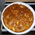 recette Gâteau à l'ananas light