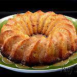 recette Bundt Cake aux Abricots