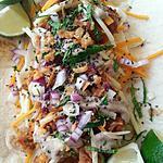 recette Tacos de Poulet